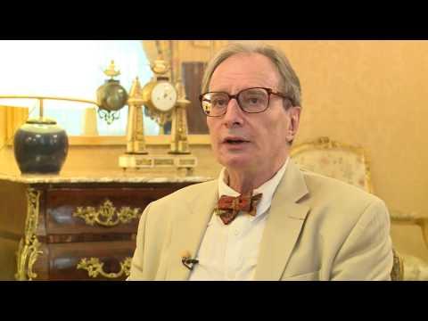Jean-Luc Marion interview Télévision Lituanienne