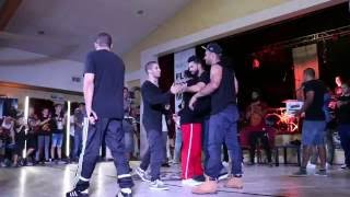 "LA SMALA (Souljaseush & Bboy Salim) VS AZIZ & FATI/FINAL Battle - ""Flow your mind"" - thumbnail"