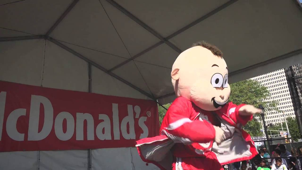 McDonald's Houston Children's Festival 2016