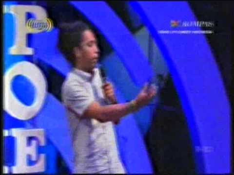 ARIE KRITING Stand Up Comedy Indonesia 3 Edisi 5 Besar