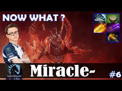 Miracle - Doom Offlane | NOW WHAT ? | Dota 2 Pro MMR Gameplay #6 thumbnail