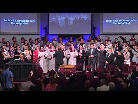 """He's A Mighty God"" – FAC Sanctuary Choir"