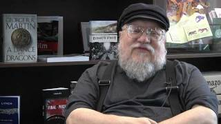 George R.R. Martin Answers Facebook Fans