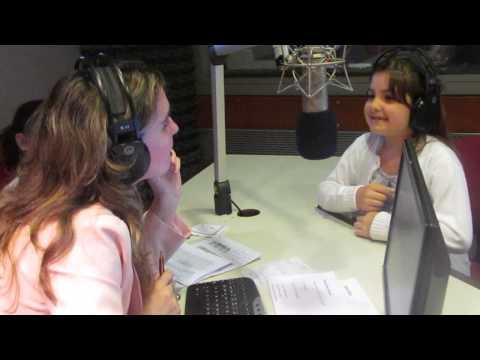 1a  parte de la entrevisa a GUADALUPE MANENT en Radio Palermo/ (Adriana Camaño)