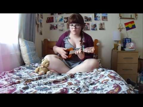 'The Coolest Girl' (Darren Criss) ukulele cover by Abi Payton