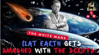 IUIC: The White Mans Flat Earth Gets Smashed By THE SCRIPTS!! #EssenceFestival