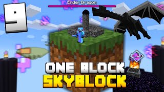 Minecraft Skyblock, But You Only Get ONE BLOCK (#9) (FINALE)