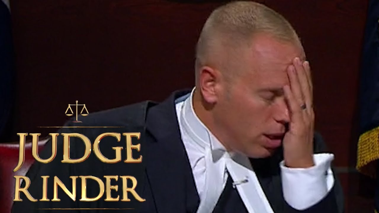 Image result for judge rinder