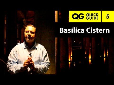Quick Guide 5: Basilica Cistern, Sunken Palace or Yerebatan?