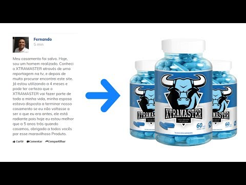 Viagra Natural - Xtramaster Funciona? Depoimento Fernando - Onde Comprar XtraMaster from YouTube · Duration:  1 minutes 22 seconds