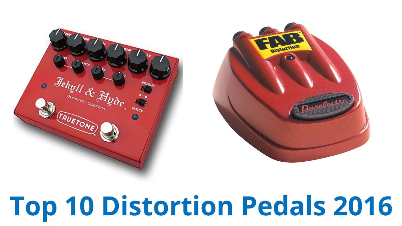 10 best distortion pedals 2016 youtube. Black Bedroom Furniture Sets. Home Design Ideas