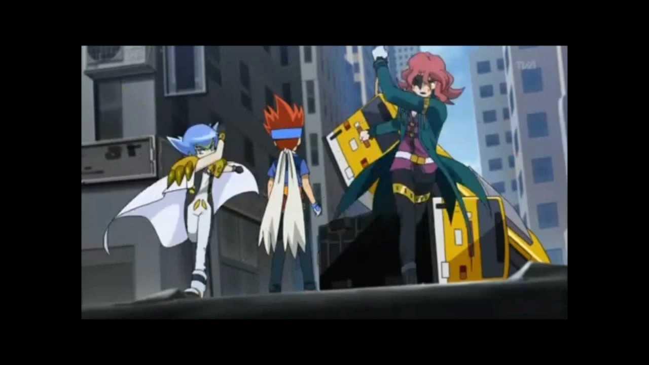 Perseus Animation Beyblade Team Brazil,A...