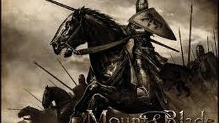 Mount and Blade Warband: Online with friends siege part #1