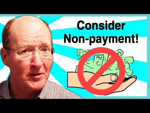 How to Get Rid of Debt Collectors - Legally Eliminate Your Credit Card Debt without Paying