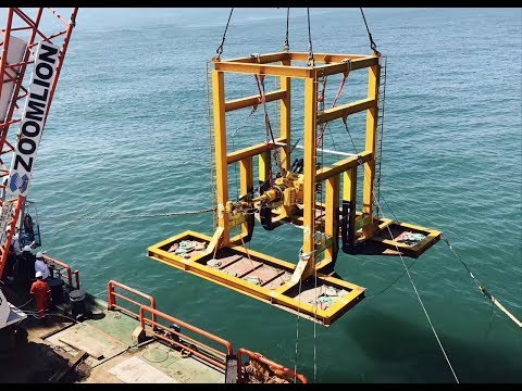 14in Subsea Pipeline Isolation and Repair, East China Sea