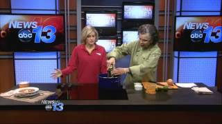 Carolina Kitchen: Butternut Squash-carrot Soup