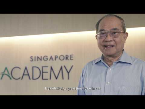 The Singapore Rail Academy - Strengthening Singapore's Rail Engineering Capabilities