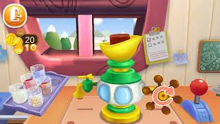 Game Pabrik Permen Panda Kecil | Game Asyikkkk Buat anak Kecil | Babybus | GamePaly Android