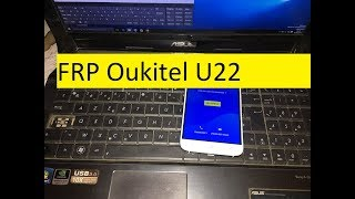 ByPass Google Account FRP Oukitel U22 - Android 7.0