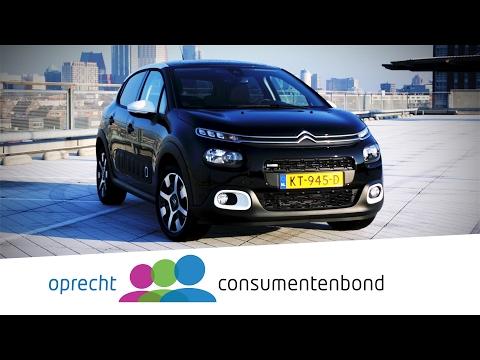 Citroën C3 - Autoreview (Consumentenbond)