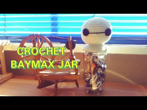 Baymax crochet pattern from Big Hero 6! About 10 inches tall ... | 360x480
