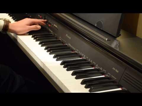 Kuljaesol : รีวิว เปียโนไฟฟ้า CASIO PX760 part 2