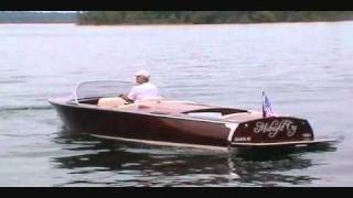Midnight Cry - A Glen L Riviera - gentlemen's runabout