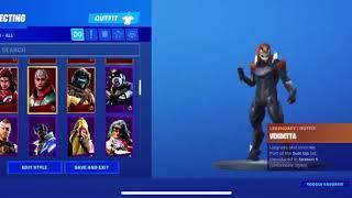 Fortnite account link in description