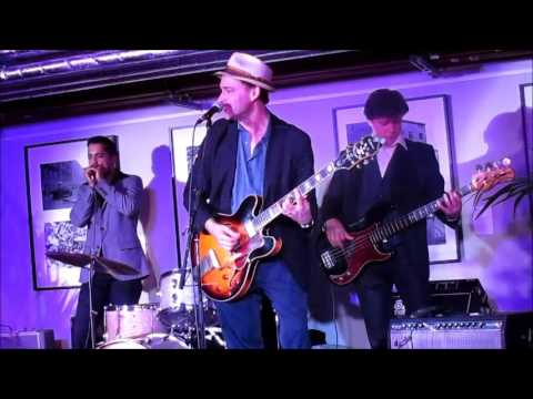 CHICAGO BLUES AIRLIFT  at CIEE Global Institute Berlin   23/03/ 2016