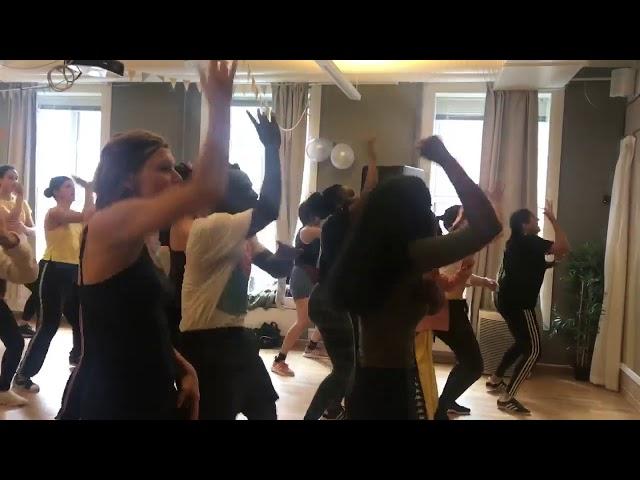 Dancecity- The home of afro feelings.