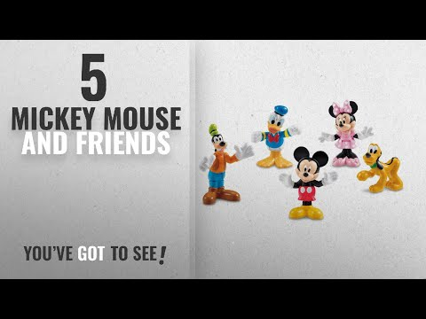 Top 10 Mickey Mouse And Friends [2018]: Fisher-Price Disney Mickey Mouse Clubhouse, Pals