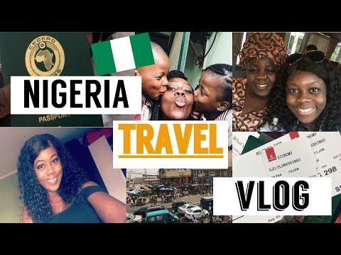 NIGERIA TRAVEL VLOG I WINTER BREAK 2017