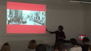 Fran Tonkiss 281113 - Culture Theory Space, Plymouth University