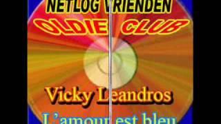 Vicky Leandros L Amour Est Bleu