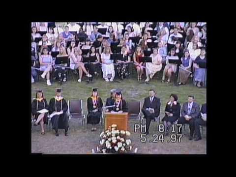 South Rowan High School 1997 Graduation