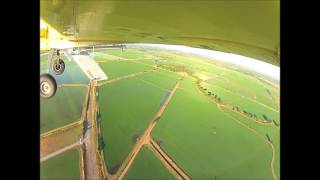 Yuba County Rice Flyover