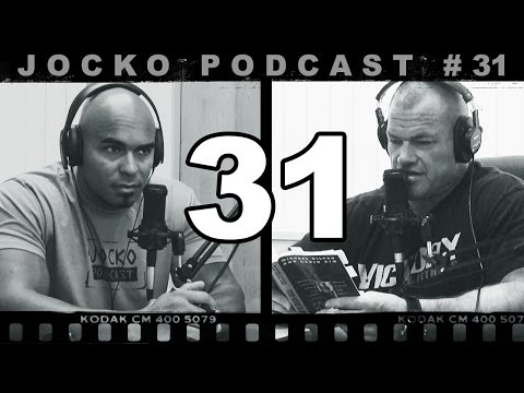 Jocko Podcast 31 with Echo Charles -