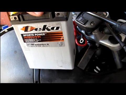 deka etx15l agm battery in my bmw f650 gs versus oem and. Black Bedroom Furniture Sets. Home Design Ideas