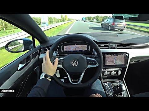 The New Volkswagen Passat 2020 Test Drive