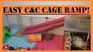 How to Build a Quick and Easy C&C Cage Ramp!