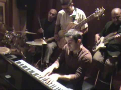 At Malkhas Jazz Club In Yerevan