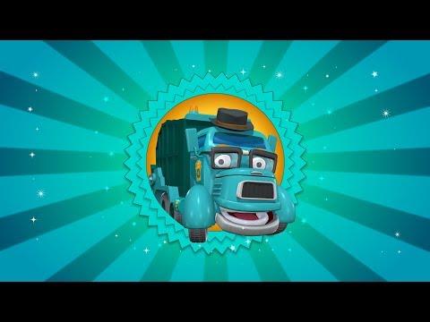 Paulie y Fiona | Gary Basurero | Caricaturas para Niños | Caricaturas en Español