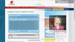 inetCOOLS.com - Text to Speech (TTS)