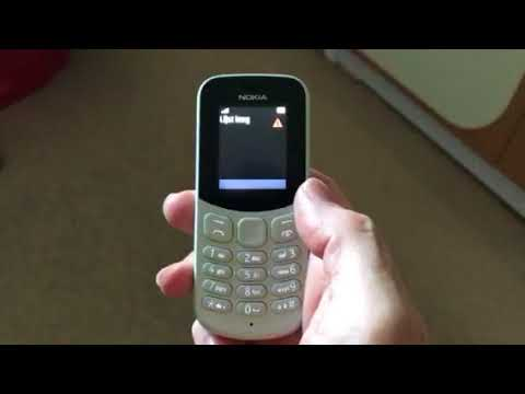 Setting voicemail speed dial on Nokia 130. Impossible!!