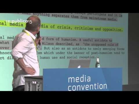 MEDIA CONVENTION Berlin 2015 - Lorenz Lorenz-Meyer: Strategie & Taktik in Journalismus und ... on YouTube