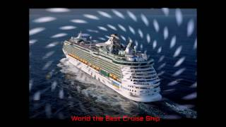 The Biggest Cruise Ships in the World 2017