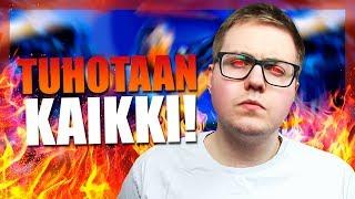 HELPOIN VOITTO! w/ Suomen Paras | Fortnite Suomi
