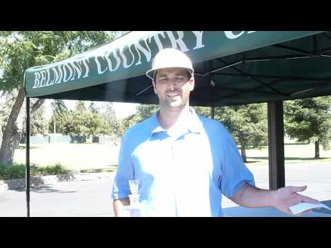 Fresno County Amateur Golf Championships 2012 Winner Daniel Butcher of Fort Washington Country Club