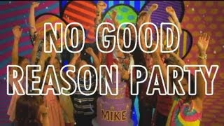 No Good Reason Party - The Dirty Sock Funtime Band