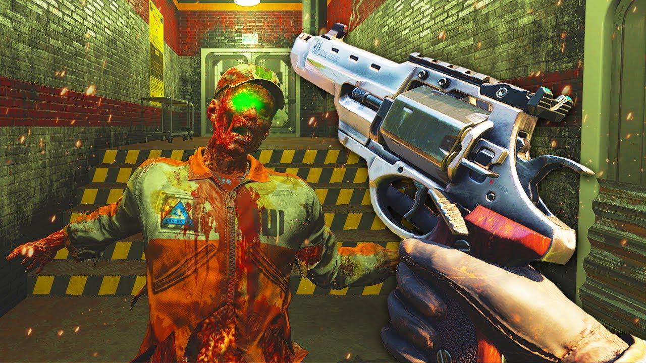 NEW INCREDIBLE MAP! RADIOACTIVE ZOMBIES! (Custom Zombies) - YouTube